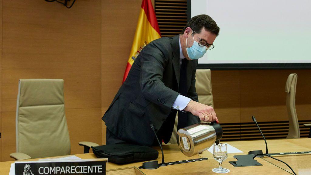 Comisión de investigación Kitchen: El abogado Javier Iglesias niega amenazas a Bárcenas de parte del PP