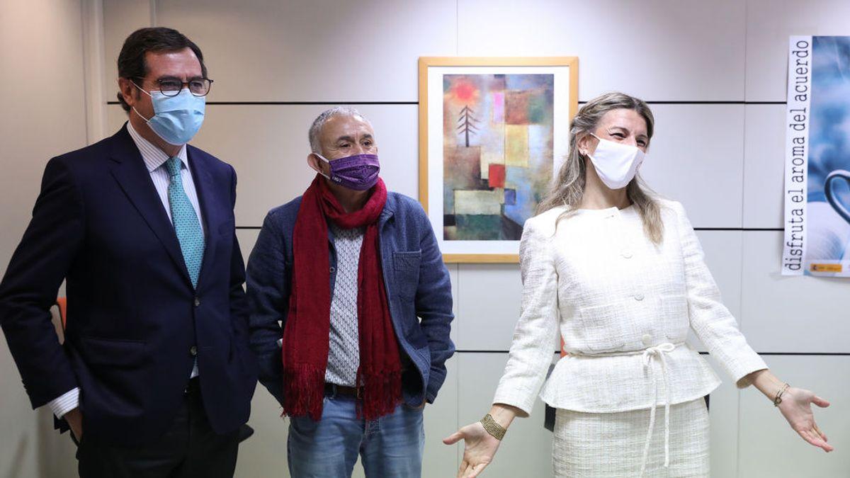 La propuesta del Gobierno para alargar los ERTE en España