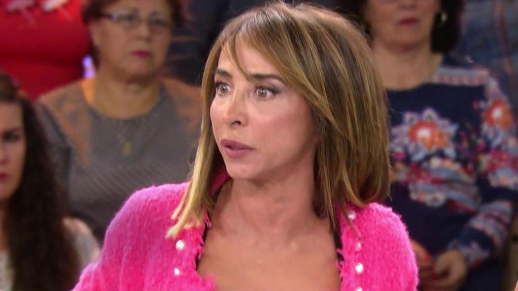 """El zasca de Rocío Carrasco a María Patiño: """"Tiene la boca seca de decir que la madre se niega a hacer una mediación con la niña"""""""