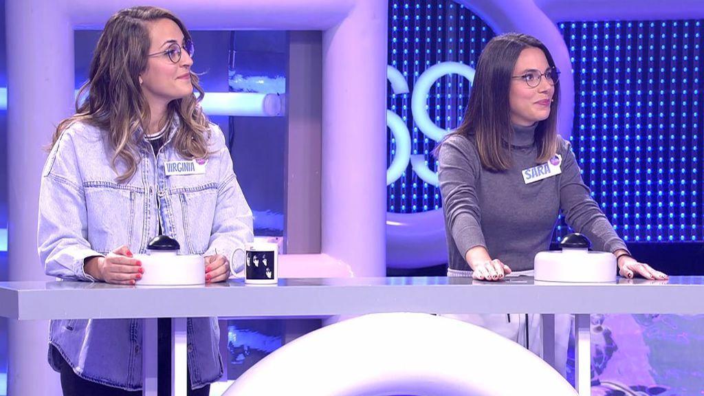 Sara y Virginia El concurso del año Temporada 3 Programa 485