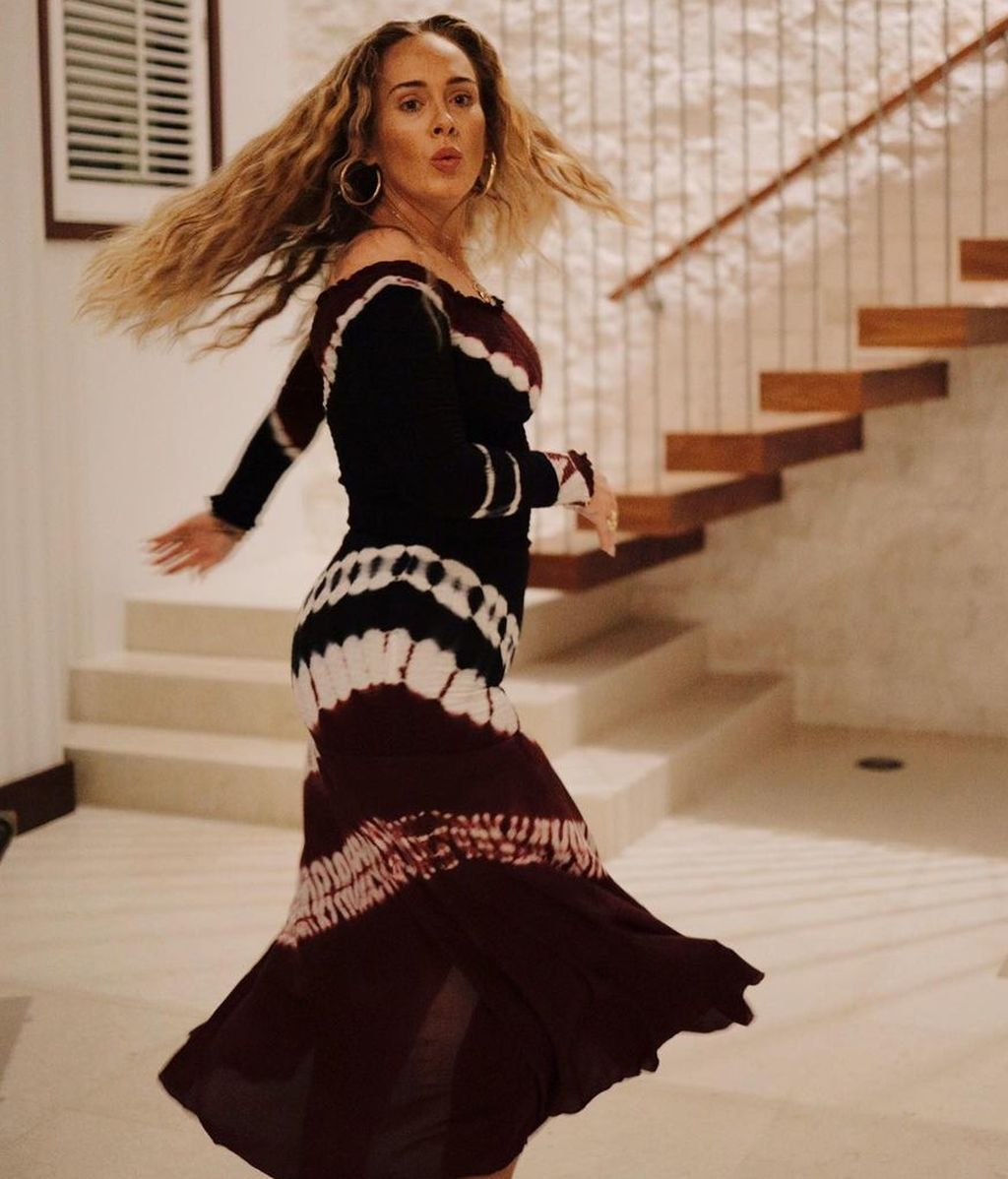 Adele acaba de cumplir 33 años