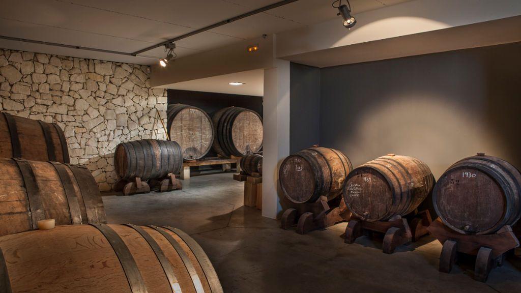 Bodegas del vino Fondillón