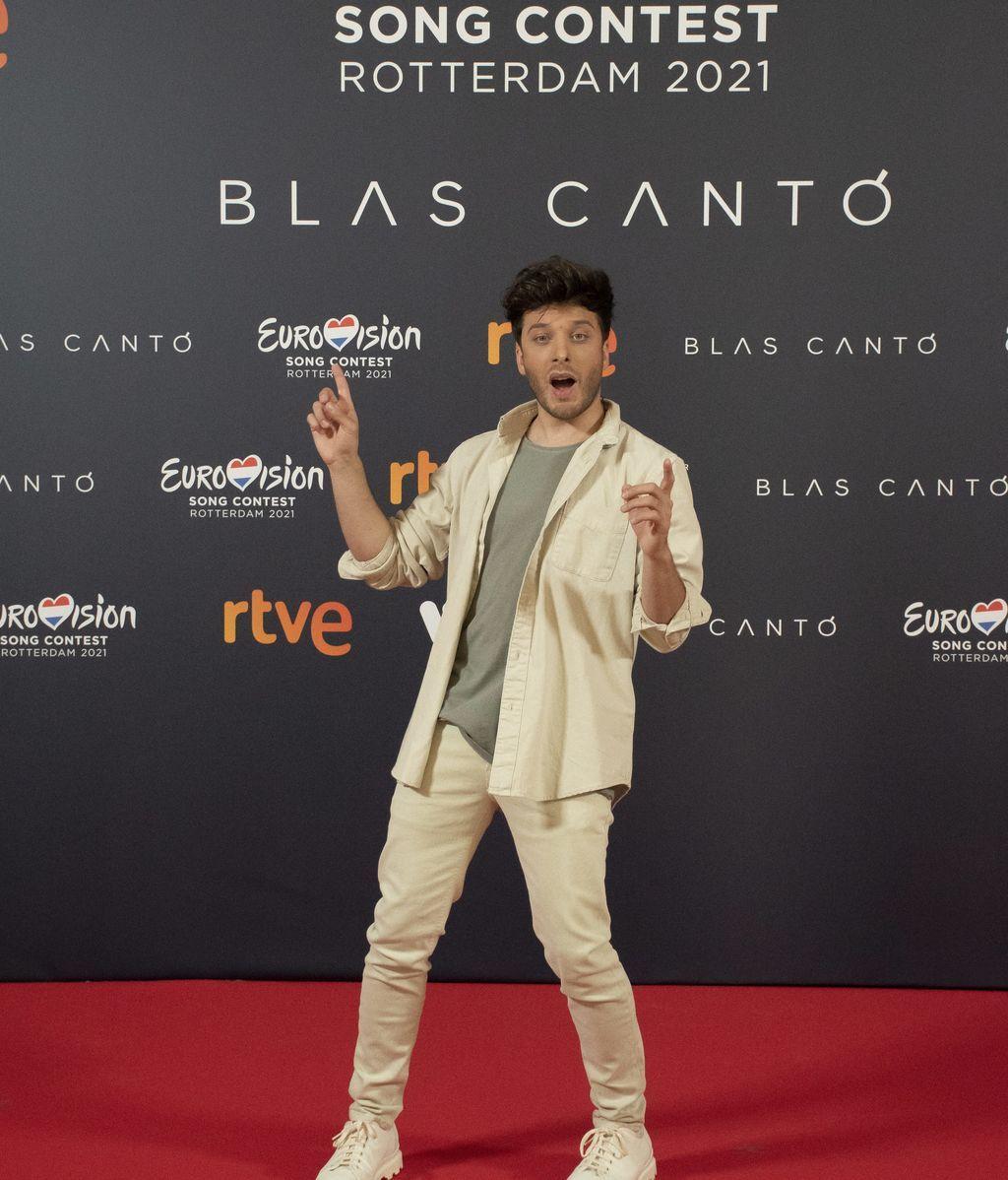 Blas Cantó es nuestro representante en Eurovisión 2021