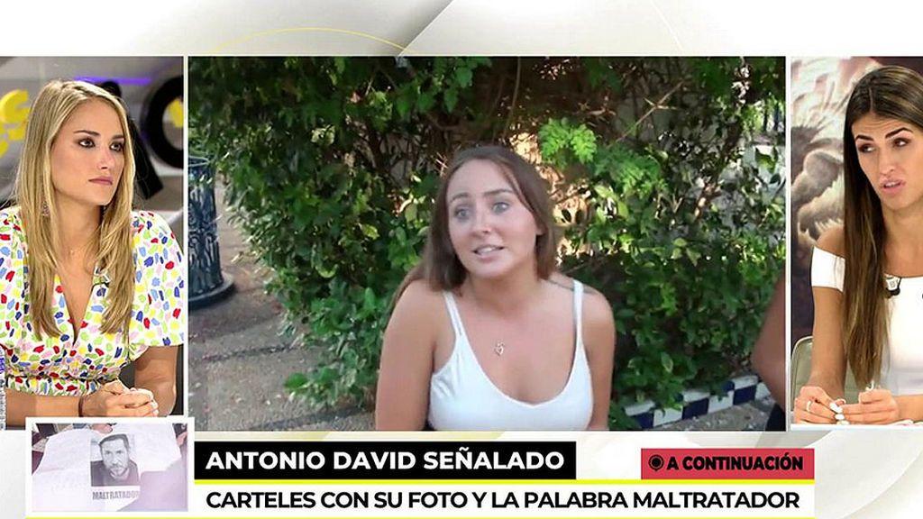 Sofía Suescun y Alba Carrillo cuestionan a Rocío Flores y mandan un mensaje a Antonio David Flores