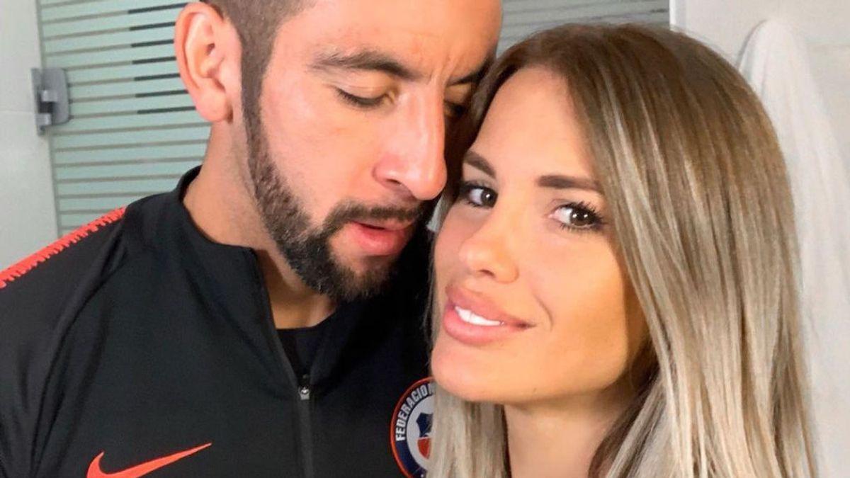 """Gala Caldirola 'MyHyV' y Mauricio Isla confirman que se separan un año después de su boda: """"Las razones son personales"""""""