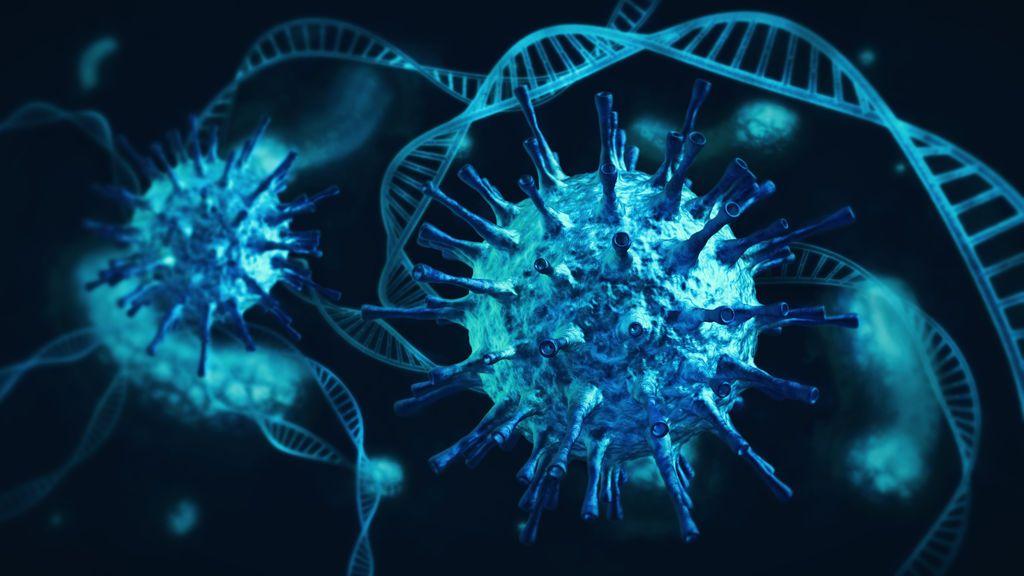 Un nuevo estudio reaviva la hipótesis de que el coronavirus puede integrarse en el ADN humano
