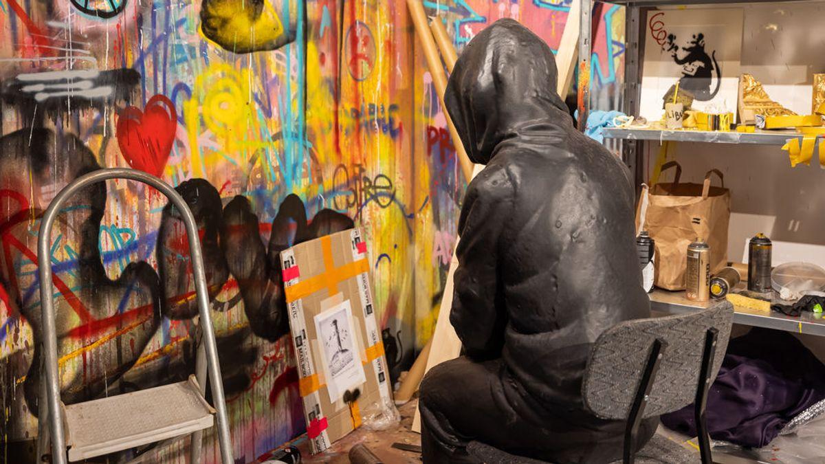 Alemania acoge tres exposiciones de Banksy que el propio artista repudia