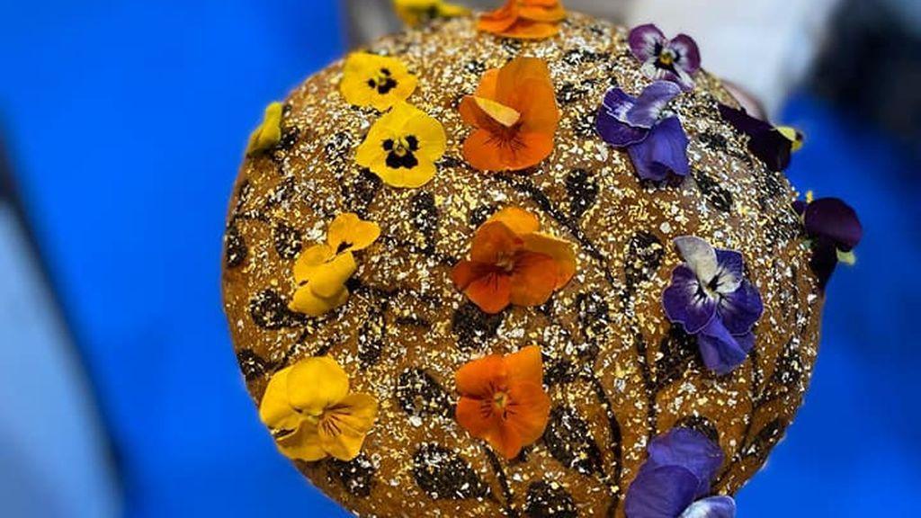 Se va a Emiratos, tiene oro y plata y cuesta como un sueldo: el pan más caro del mundo se hace en Málaga
