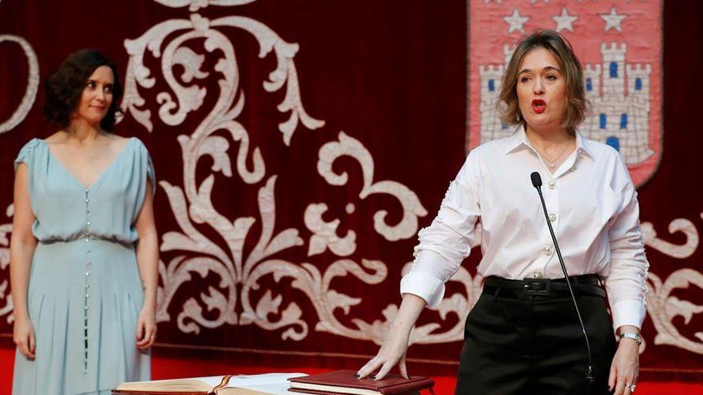 Marta Rivera de la Cruz abandona Ciudadanos entre rumores de su fichaje por Ayuso