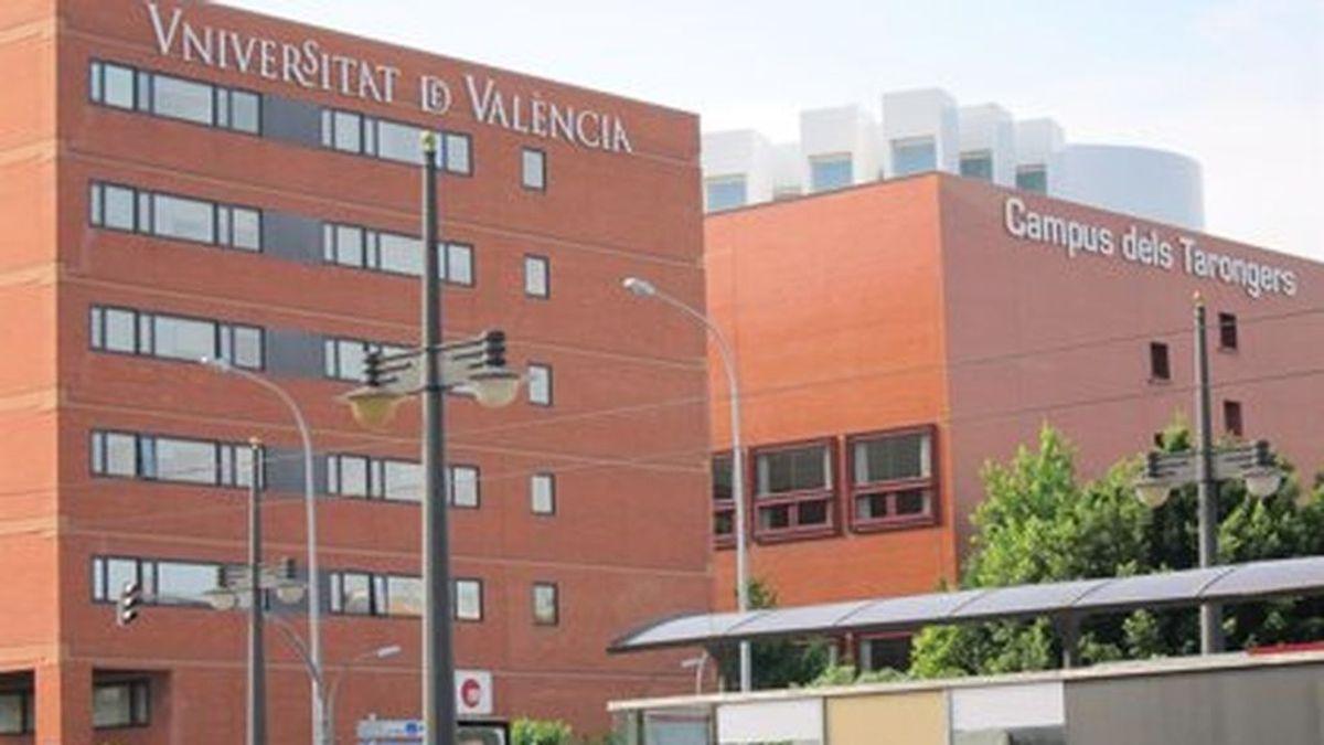 Imagen de archivo de la Universidad de Valencia (UV)