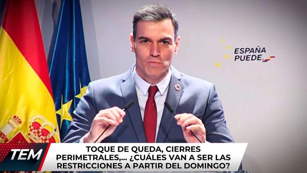 El estado de alarma llega a su fin en España Todo es mentira 2021 Programa 586