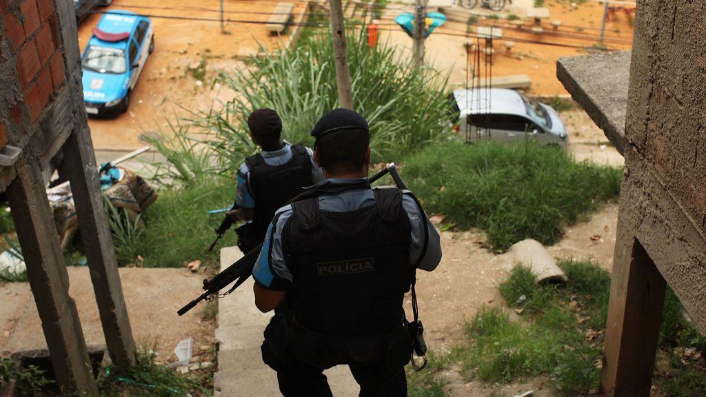 Al menos 25 muertos en una operación policial en una favela de Río de Janeiro
