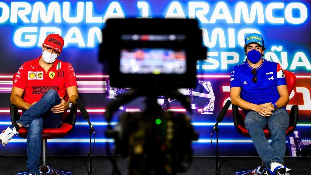 Opciones de Fernando Alonso y Carlos Sainz en el GP de España: luchará por los puntos y soñarán con el podio