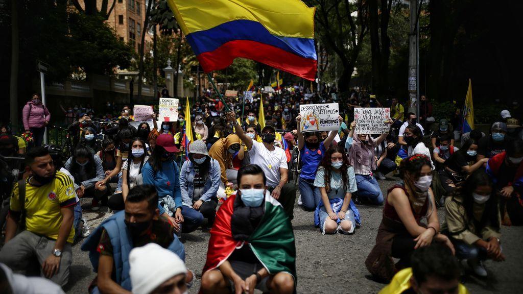 Alertan del desabastecimiento de oxígeno en los hospitales de Colombia por las protestas
