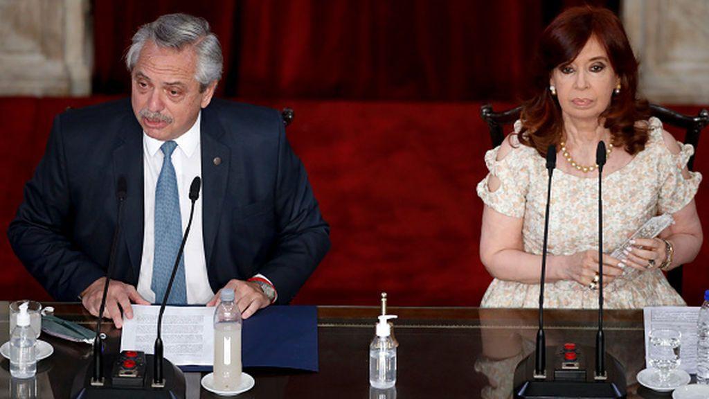 El Presidente de Argentina visitará España el próximo lunes