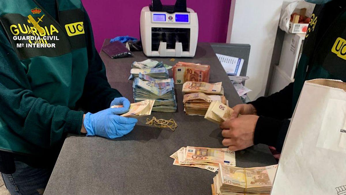 Golpe al blanqueo del narcotráfico: si la Guardia Civil nos detiene, le devolvemos su dinero