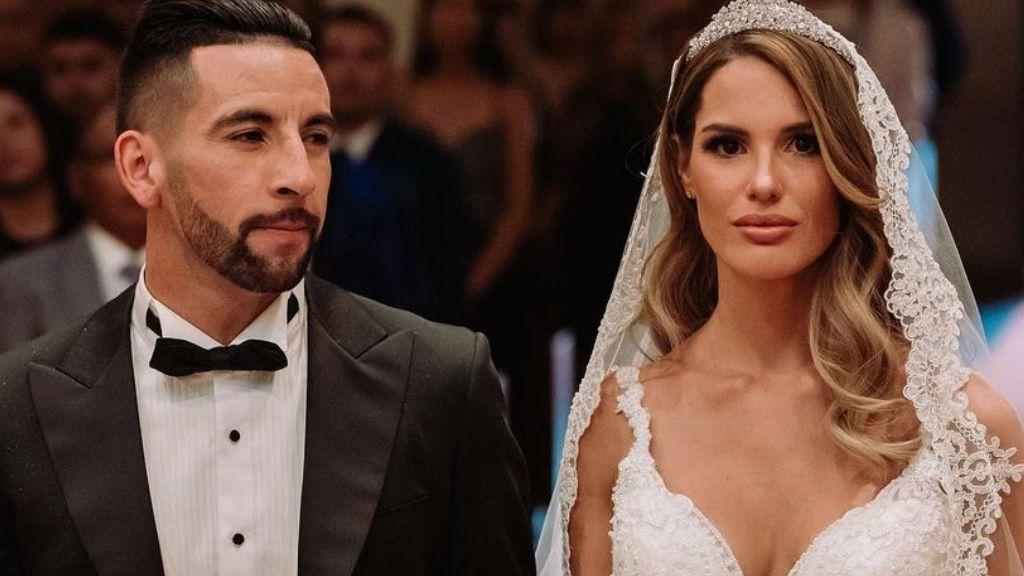 Gala Caldirola y Mauricio Isla confirman su separación