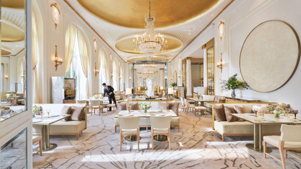 Restaurante Mandarin Oriental Ritz