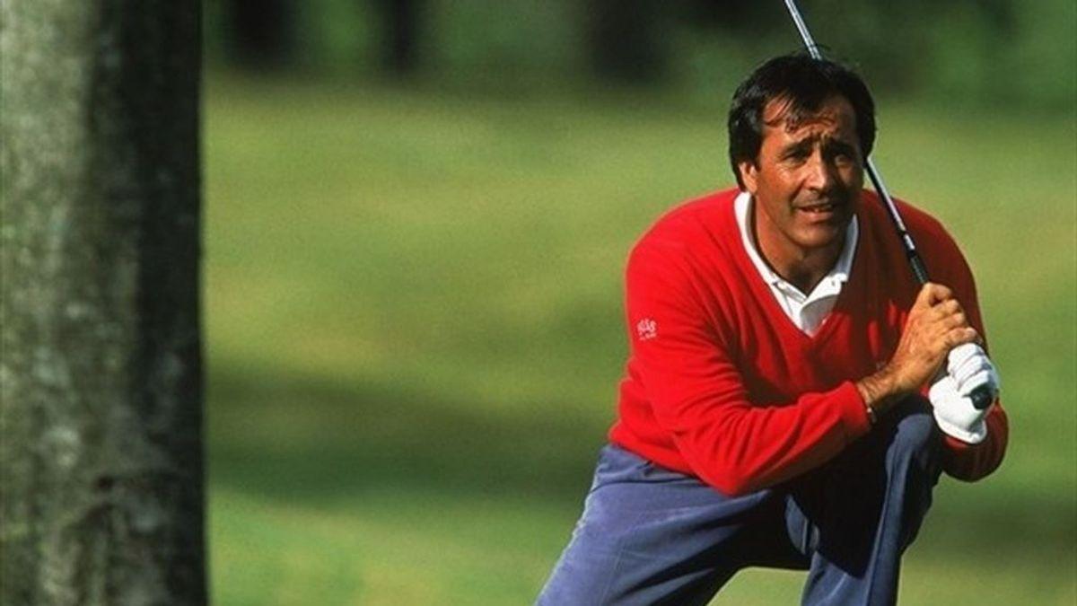 """Diez años sin Severiano, el mundo del deporte recuerda al golfista cántabro: """"Era único"""""""