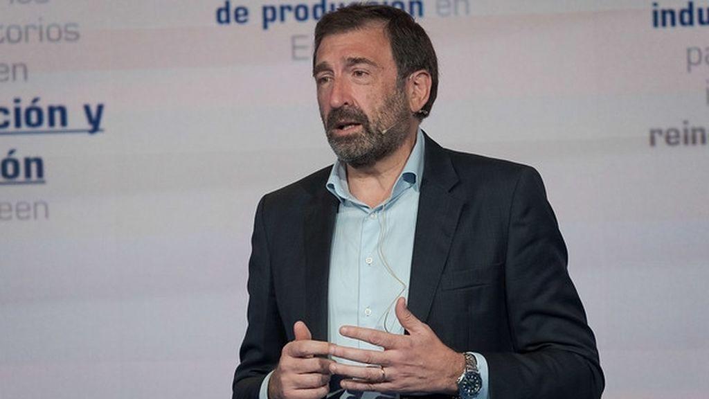 """López Tafall, director general de la patronal de fabricantes Anfac: """"España no puede vivir sin la automoción"""""""