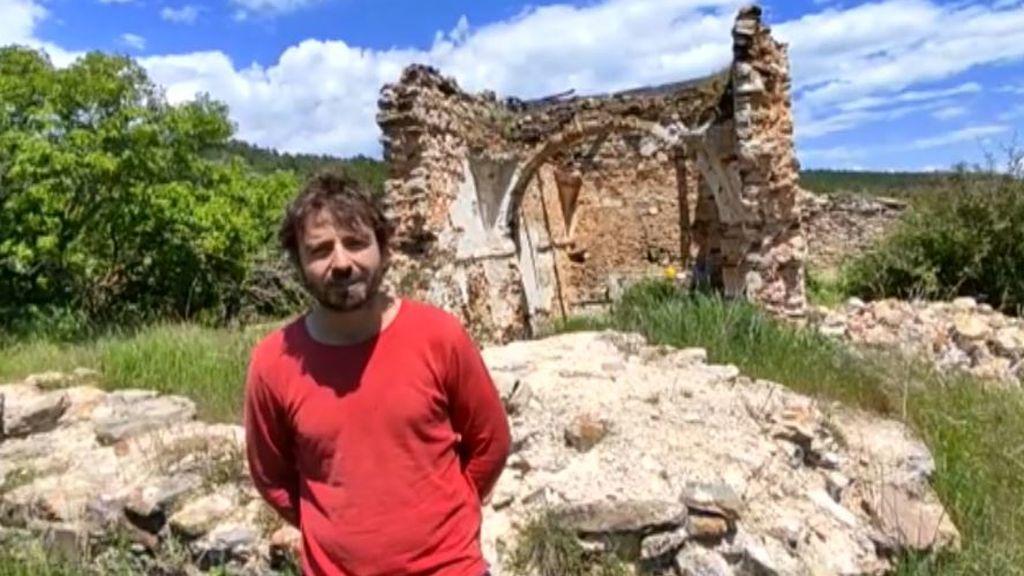 El juzgado suspende la demolición del poblado de Fraguas