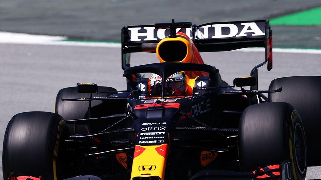 Verstappen consigue el mejor tiempo antes de la clasificación: sigue la última hora