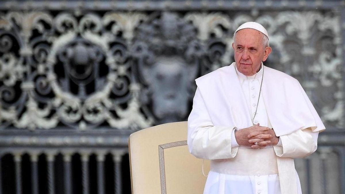 El papa se suma a la petición de suspender las patentes de las vacunas contra el coronavirus