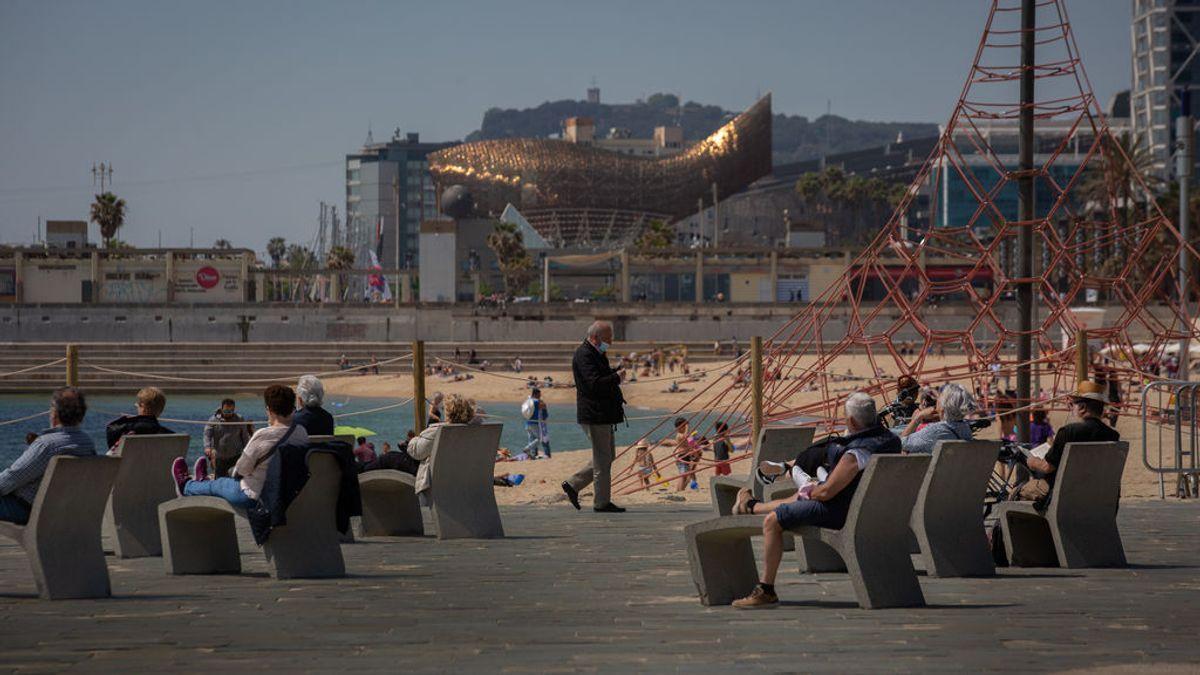 Las termómetros superarán los 30ºC en una jornada soleada con temperaturas altas para la época del año