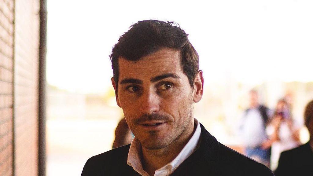 Iker Casillas anuncia medidas legales contra la prensa a través de un comunicado