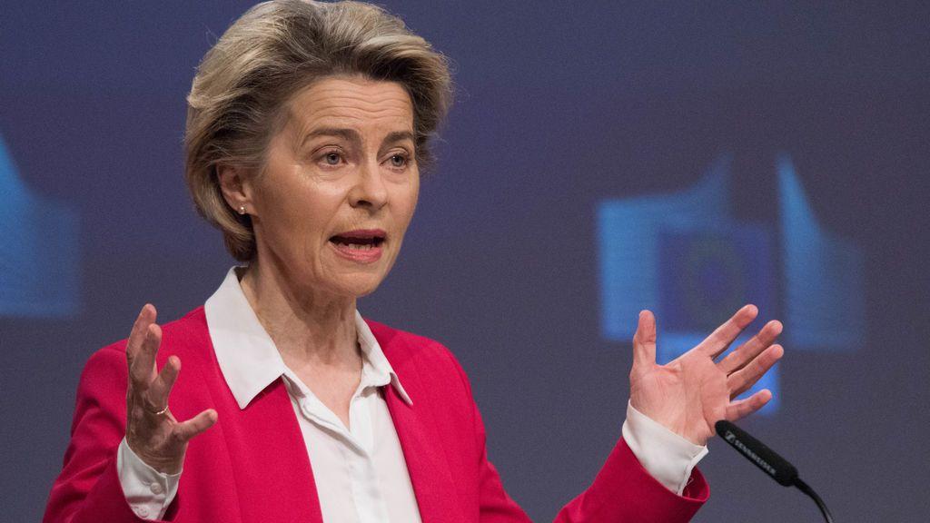 Bruselas confirma el pacto con BioNTech-Pfizer para comprar hasta 1.800 millones de dosis para la UE