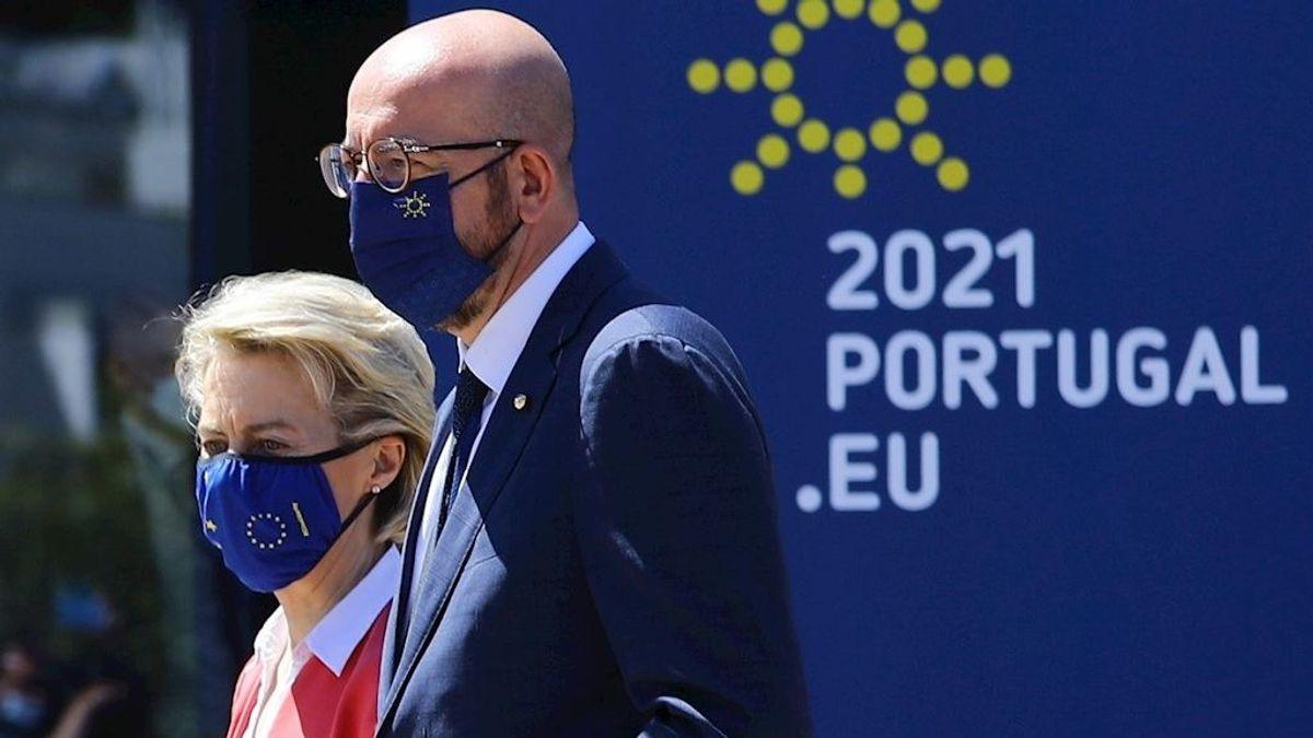 La UE insiste en que suspender patentes no es la solución y apela a EE.UU. a que desbloquee las exportaciones