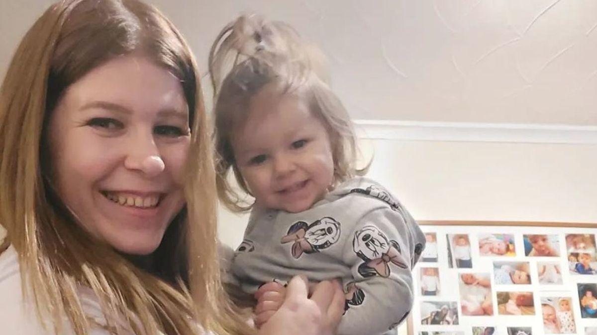 Una mujer recurre a Google para confirmar que su bebé tiene un retinoblastoma