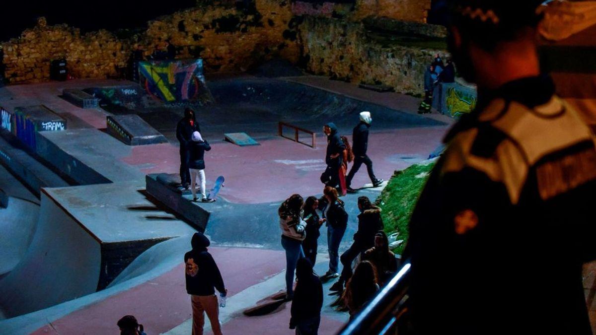 Celebraciones de madrugada en Euskadi, sin incidentes destacables