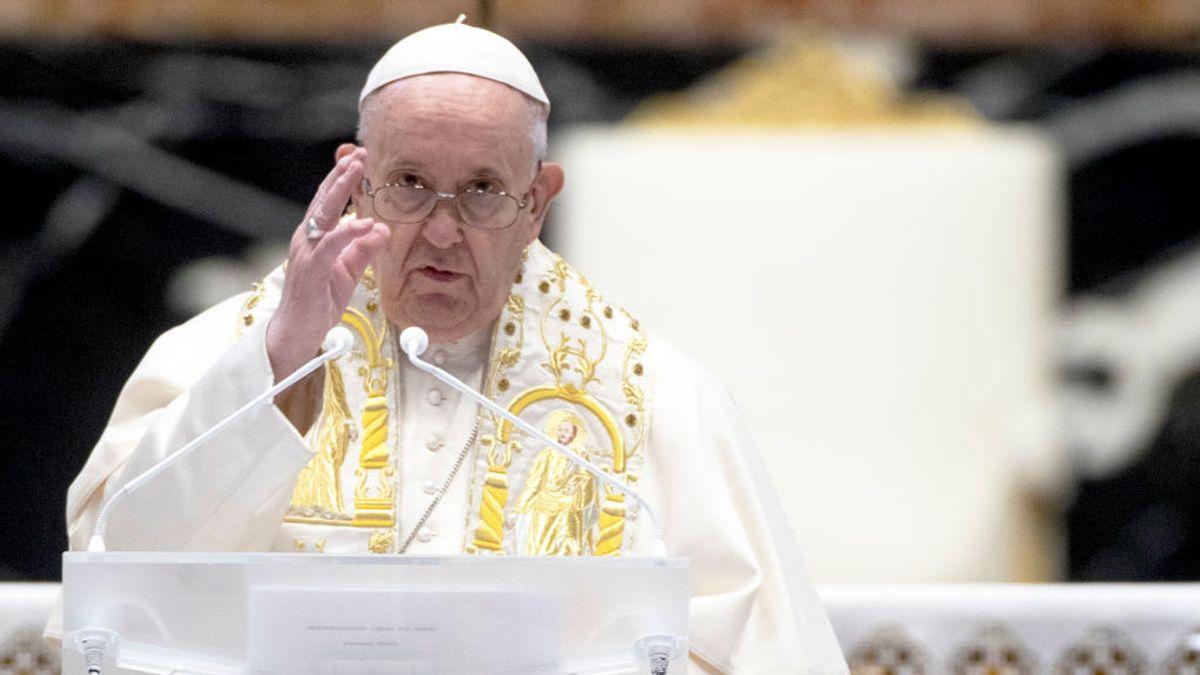"""El Papa arremete contra la violencia machista: """"Eso no es amor"""""""