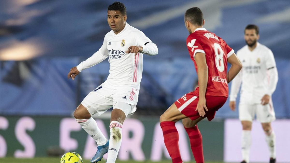 El Madrid no puede con el Sevilla (1-2) y desperdicia la oportunidad de ponerse líder
