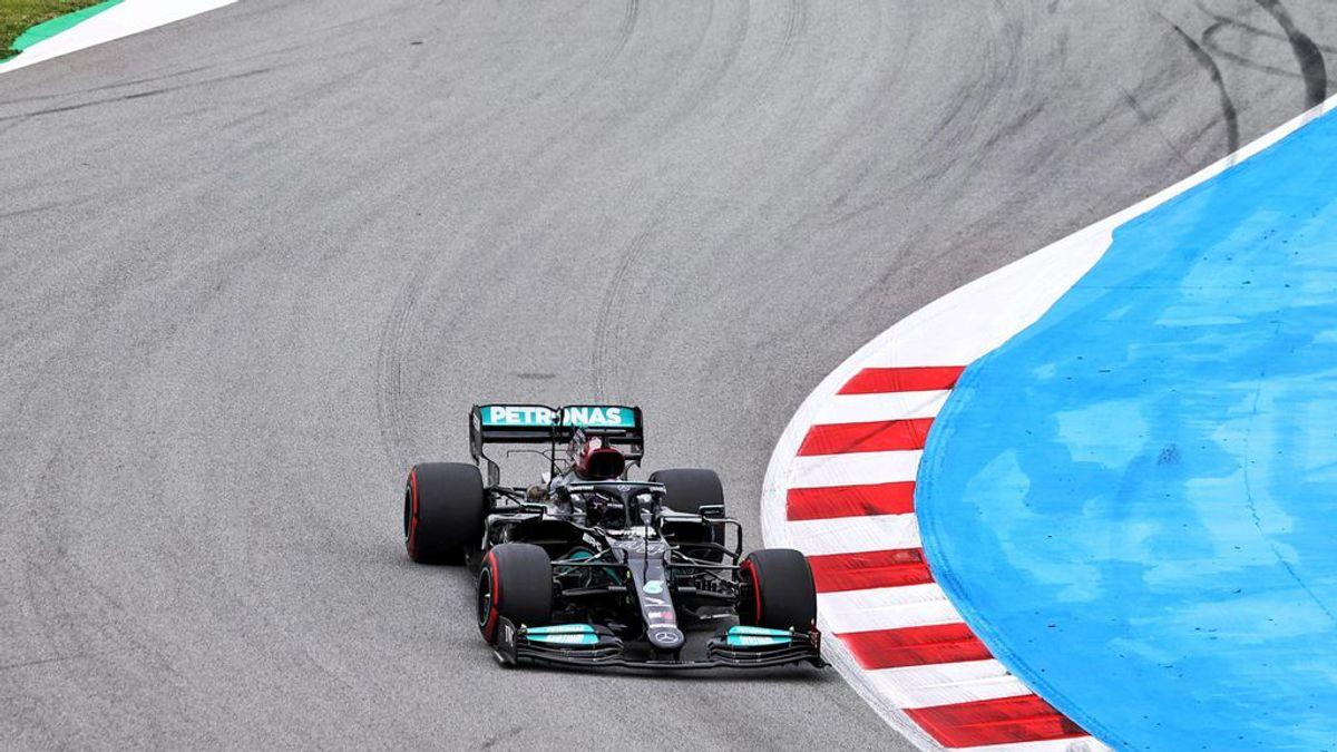 Así fue, vuelta a vuelta, la carrera del GP de España de Fórmula 1
