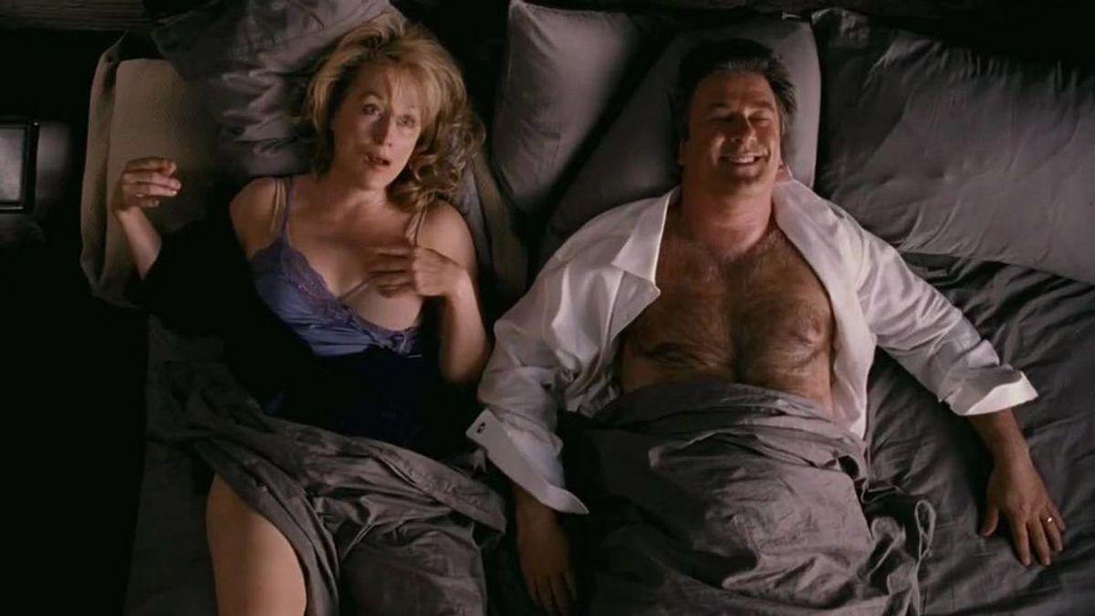 ¿El sexo a partir de los 50 no existe? Contra el tabú de las relaciones maduras en la ficción