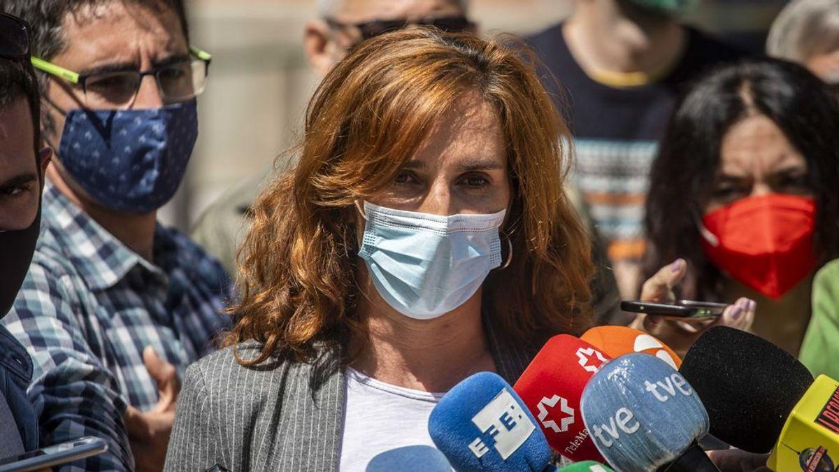"""Mónica García ve """"injusto"""" criminalizar a los jóvenes por las aglomeraciones tras decaer estado de alarma"""