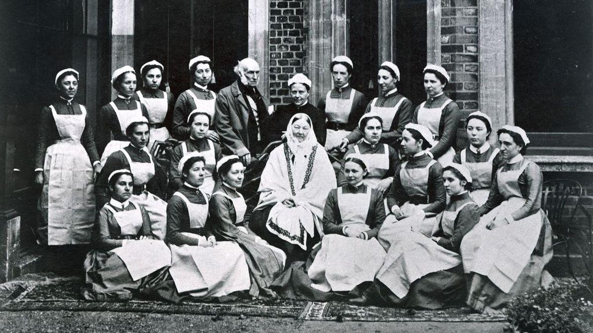 Florence Nightingale: la pionera de la enfermería moderna