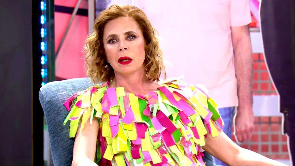 Ágatha Ruiz de la Prada, sin pelos en la lengua sobre Samira y Luismi Sábado Deluxe 2021 Programa 640