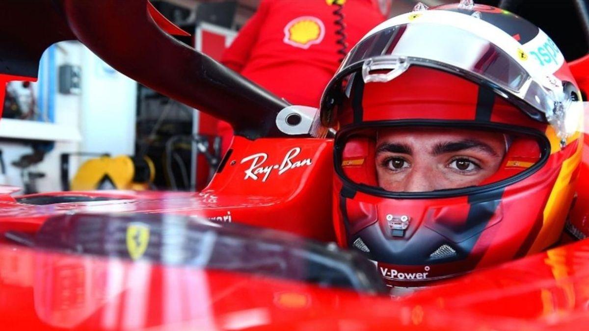 """Carlos Sainz: """"No ha sido una buena salida, había coche para más"""""""