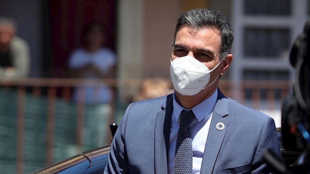 """Sánchez apela al """"valor de la unidad"""" frente al virus tras el fin de la alarma"""