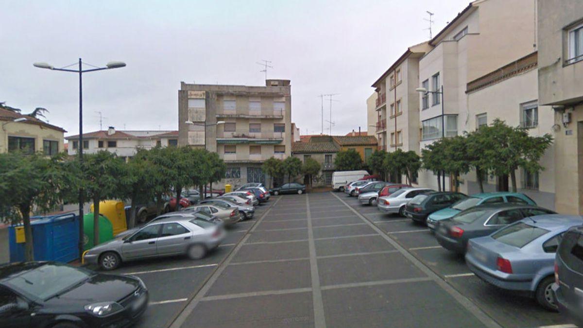 Aparece un hombre muerto en el interior de un coche en Salamanca
