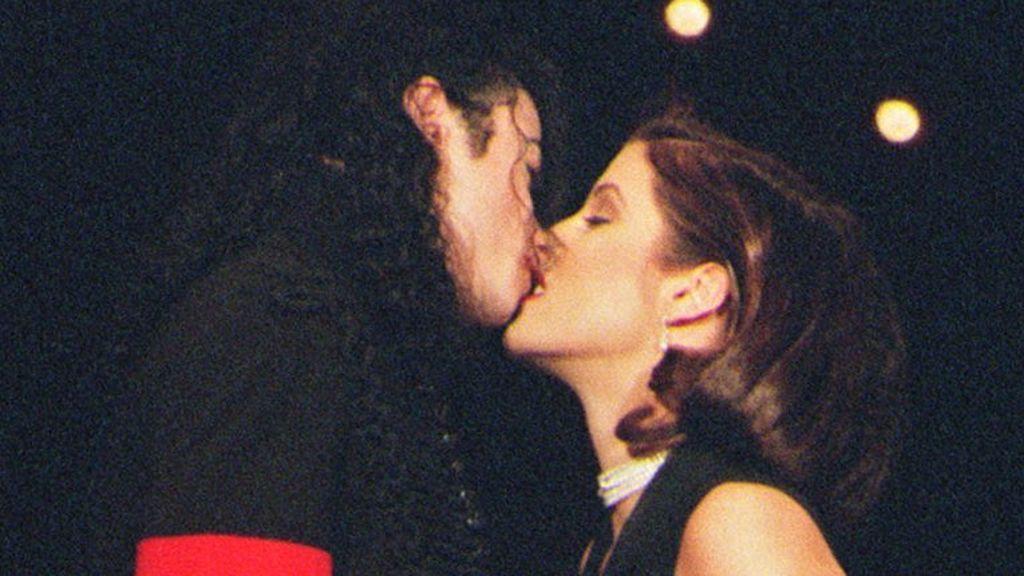También, el de Lisa Marie y Michael Jackson fue uno de los más polémicos.