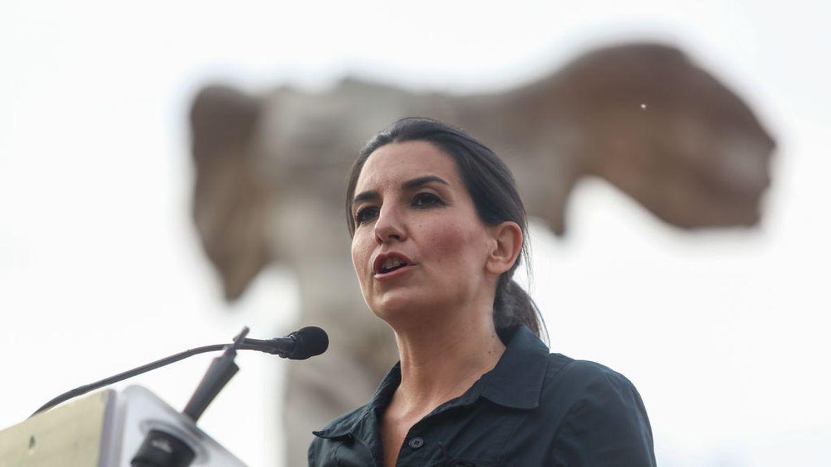 La Fiscalía se querella contra Rocío Monasterio por falsedad en documento público