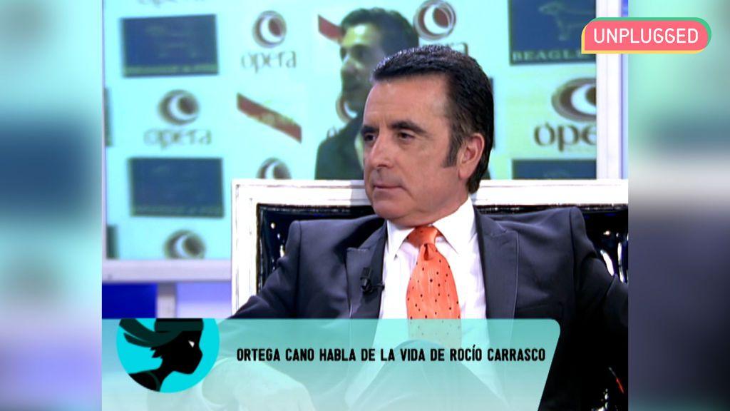Ortega Cano en 'Sábado Deluxe'