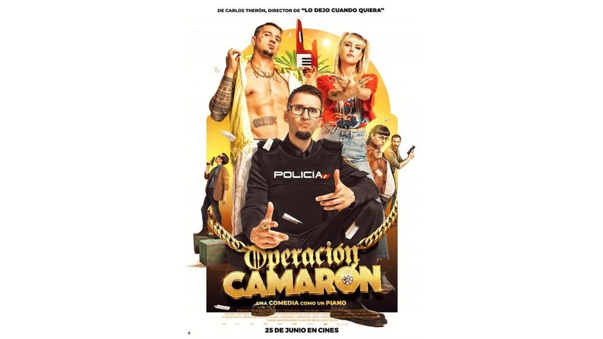 'Operación Camarón', la comedia de acción más trapera del cine español, se estrena en salas el próximo 25 de junio