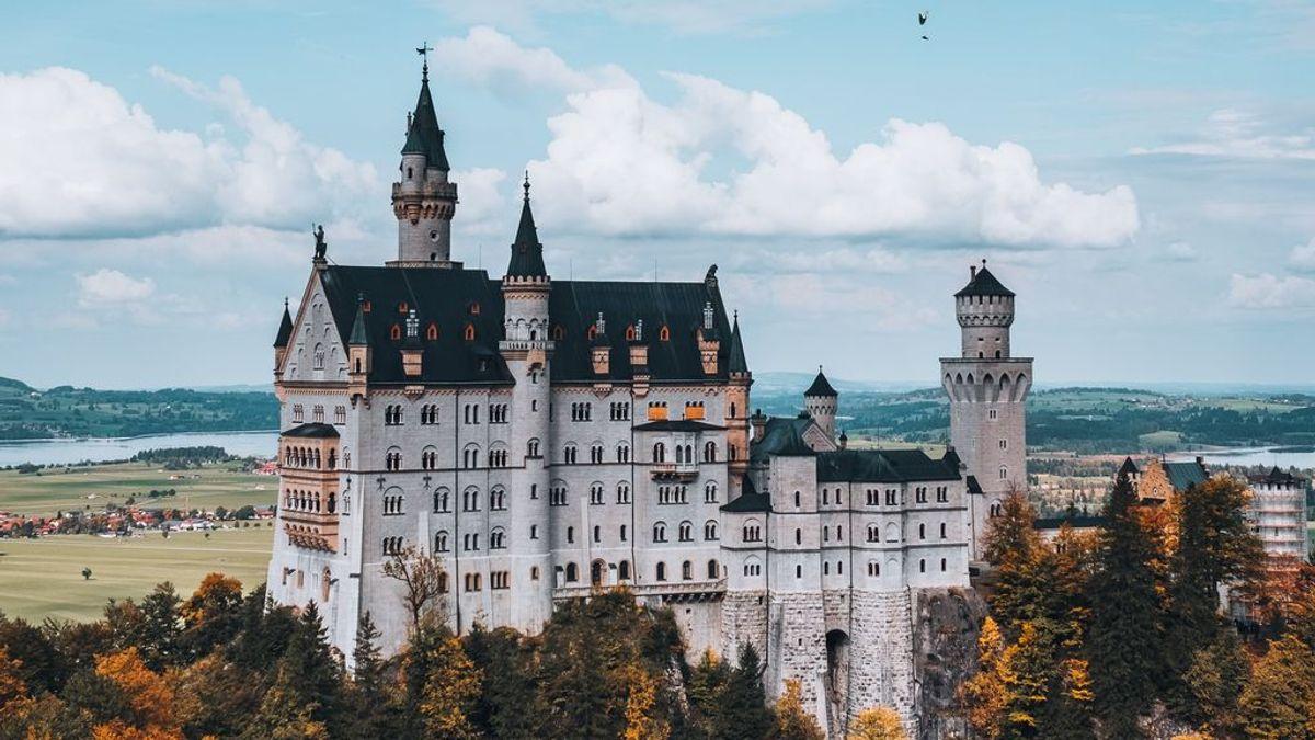 Los mejores castillos para pasar tu luna de miel sintiéndote una auténtica princesa de cuento