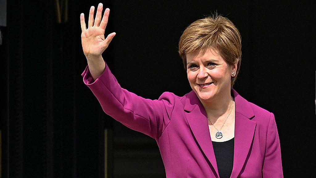 Escocia entra en un territorio desconocido tras la victoria de Nicola Sturgeon