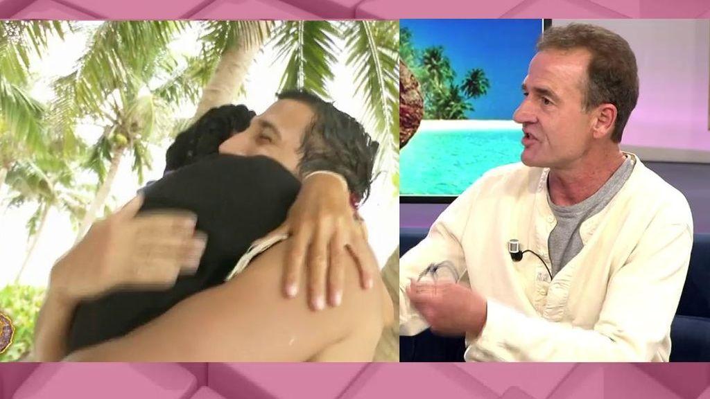 """Olga Moreno padece el 'síndrome Rosa Benito"""" con Gianmarco"""